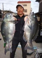 丸銀釣りセンターの2020年2月24日(月)1枚目の写真
