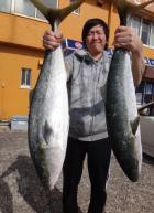 丸銀釣りセンターの2020年2月24日(月)5枚目の写真