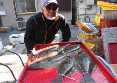 奥村釣船の2020年2月24日(月)1枚目の写真