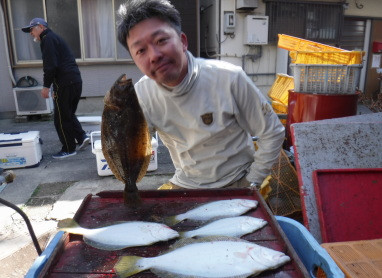 奥村釣船の2020年2月24日(月)2枚目の写真