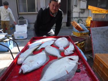 奥村釣船の2020年2月24日(月)4枚目の写真