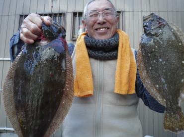 奥村釣船の2020年2月24日(月)5枚目の写真