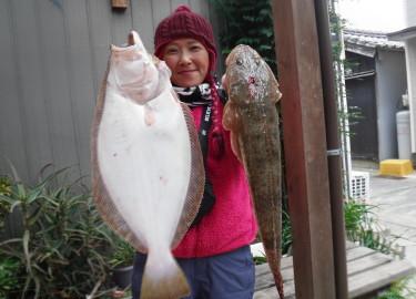 奥村釣船の2020年2月25日(火)4枚目の写真