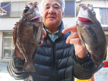 奥村釣船の2020年2月27日(木)1枚目の写真
