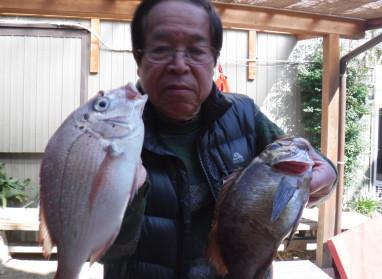 奥村釣船の2020年2月27日(木)2枚目の写真