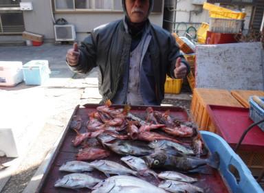 奥村釣船の2020年2月27日(木)3枚目の写真