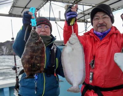 佐々木釣具店 平進丸の2020年2月28日(金)1枚目の写真