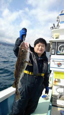 佐々木釣具店 平進丸の2020年2月29日(土)1枚目の写真