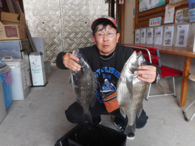 由良海つり公園&釣堀ランドの2020年3月1日(日)1枚目の写真