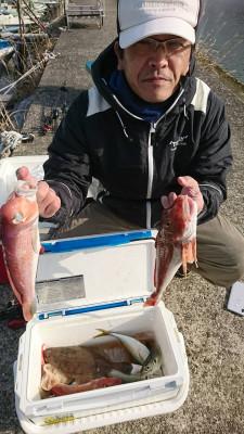 フィッシュオン大勝の2020年3月2日(月)1枚目の写真