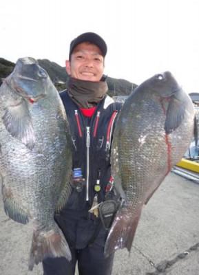 丸銀釣りセンターの2020年1月27日(月)3枚目の写真