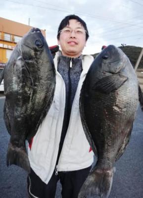丸銀釣りセンターの2020年1月27日(月)4枚目の写真
