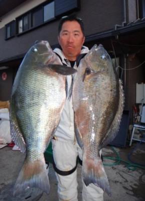 丸銀釣りセンターの2020年1月27日(月)5枚目の写真