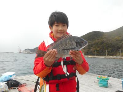 由良海つり公園&釣堀ランドの2020年3月7日(土)1枚目の写真