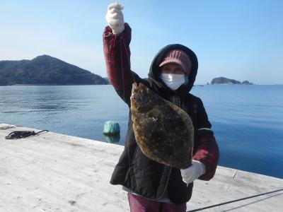 由良海つり公園&釣堀ランドの2020年3月7日(土)2枚目の写真