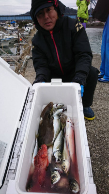フィッシュオン大勝の2020年3月7日(土)3枚目の写真