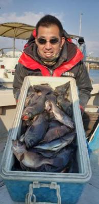 まこと遊漁の2020年3月8日(日)3枚目の写真