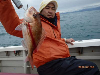 秀吉丸の2020年3月8日(日)2枚目の写真