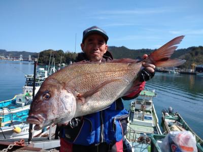垣内渡船の2020年3月12日(木)1枚目の写真