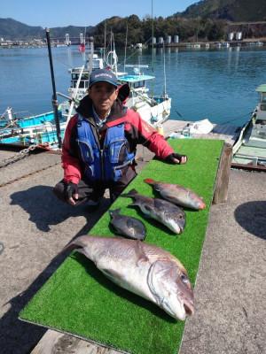垣内渡船の2020年3月12日(木)2枚目の写真
