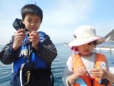 由良海つり公園&釣堀ランドの2020年3月13日(金)1枚目の写真