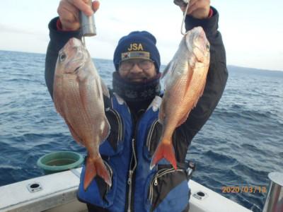 秀吉丸の2020年3月13日(金)2枚目の写真