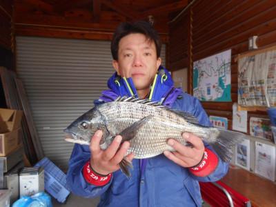 由良海つり公園&釣堀ランドの2020年3月14日(土)1枚目の写真