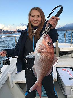 新西釣具店(新西丸)の2020年3月8日(日)1枚目の写真
