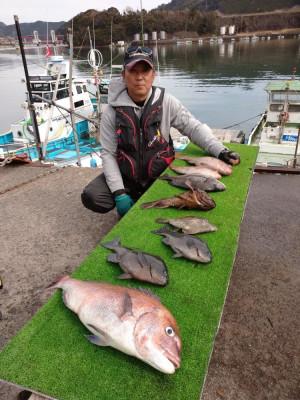 垣内渡船の2020年3月13日(金)1枚目の写真