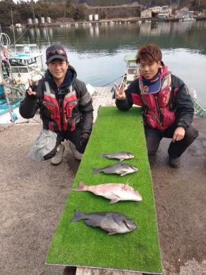 垣内渡船の2020年3月13日(金)2枚目の写真