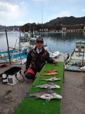 垣内渡船の2020年3月15日(日)3枚目の写真