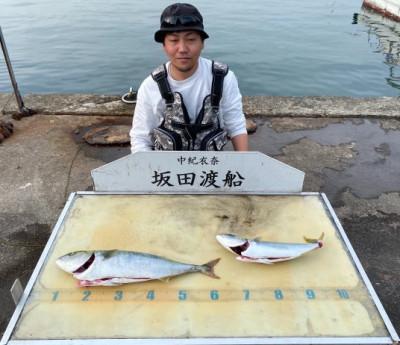 坂田渡船の2020年3月18日(水)2枚目の写真