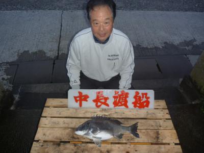 中長渡船の2020年3月21日(土)1枚目の写真