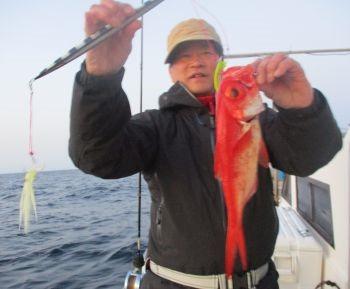 安芸のハマちゃん 浜田釣舟の2020年3月21日(土)5枚目の写真