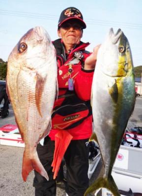 丸銀釣りセンターの2020年3月21日(土)1枚目の写真