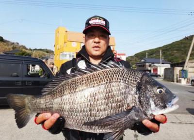 丸銀釣りセンターの2020年3月21日(土)2枚目の写真