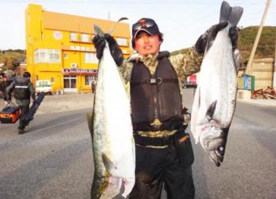 丸銀釣りセンターの2020年3月21日(土)5枚目の写真