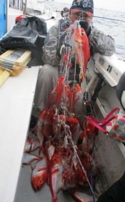 安芸のハマちゃん 浜田釣舟の2020年3月22日(日)3枚目の写真
