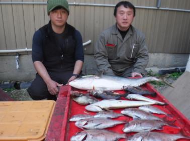 奥村釣船の2020年3月21日(土)1枚目の写真