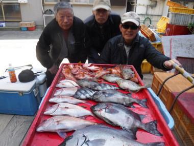 奥村釣船の2020年3月21日(土)3枚目の写真