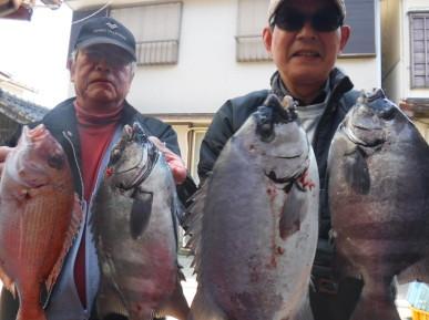 奥村釣船の2020年3月21日(土)4枚目の写真