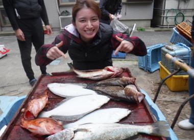 奥村釣船の2020年3月22日(日)3枚目の写真