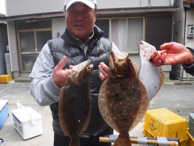 奥村釣船の2020年3月22日(日)4枚目の写真