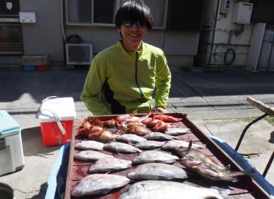 奥村釣船の2020年3月23日(月)1枚目の写真
