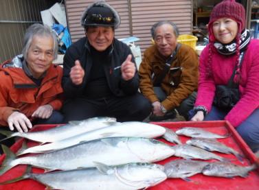 奥村釣船の2020年3月24日(火)4枚目の写真