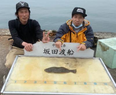 坂田渡船の2020年3月22日(日)1枚目の写真