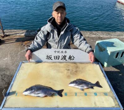 坂田渡船の2020年3月24日(火)1枚目の写真