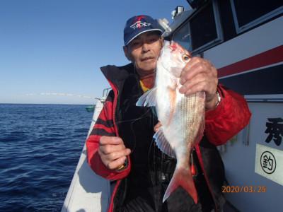 秀吉丸の2020年3月25日(水)3枚目の写真