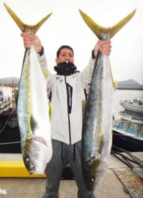 丸銀釣りセンターの2020年3月22日(日)1枚目の写真