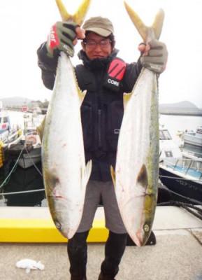 丸銀釣りセンターの2020年3月22日(日)2枚目の写真